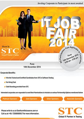 IT Job Fair 2014